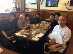 Young Jesuits in Korea start Green Review